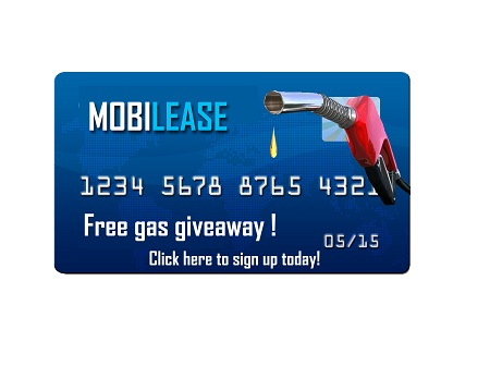 GAS GIVEAWAY